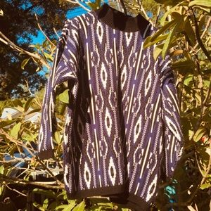 1980s/1990s Acrylic Sweater